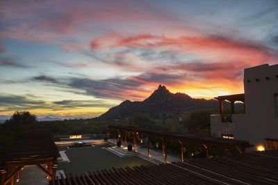 Welcome Winter Solstice at Four Seasons Resort Scottsdale at Troon North