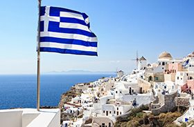 Instead of Spain, vacationers from Britain are gambling on trips to Greece!