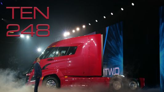 Nikola World, More Tesla Price Changes, Bolt EUV - TEN 248