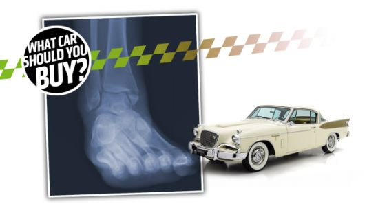 I Broke My Ankle and Need a Cheap Fun Automatic Car! What Should I Buy?
