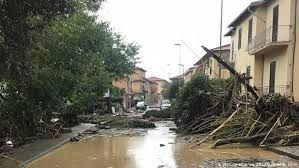 Italy lashed by storms and flash flooding, at least 3 killed