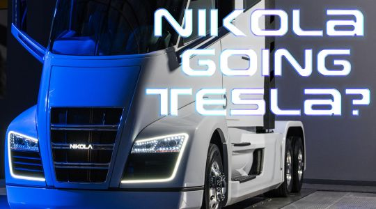 Nikola Motors Says It'll Make Battery Electric Versions Of Its H2 Trucks: Does Is H2 Dead?