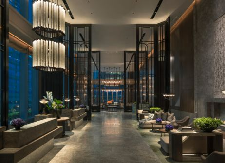 The St. Regis Hong Kong is Officially Open