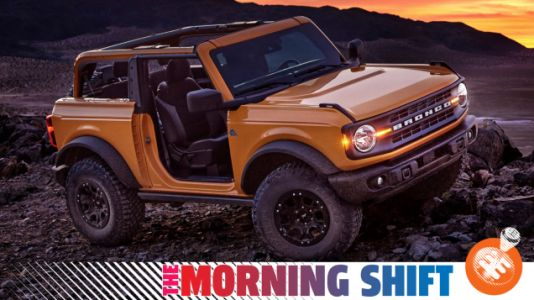 The Ford Bronco Is Waging An Accessory War On Jeep Wrangler