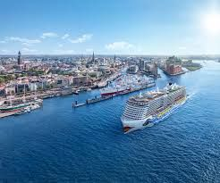 Denmark's ancient capital Nyborg becomes 30th port to join the Cruise Baltic network