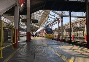 Travel disruption for London to Scotland rail passengers, West Coast main line closed