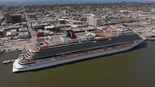 Carnival Cruise Line Resumes Service from the U.S. with Carnival Vista Sailing from Galveston This Afternoon