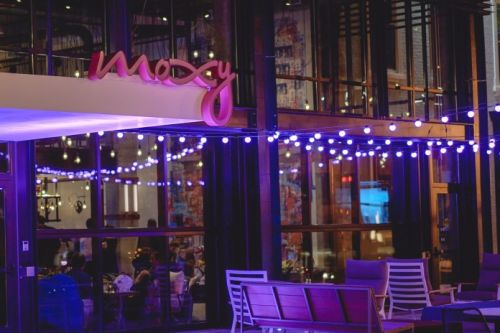 Drink, Work & Play at the Moxy Washington, D.C