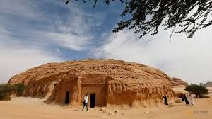 Saudi developing antiquities sites to woo global tourists