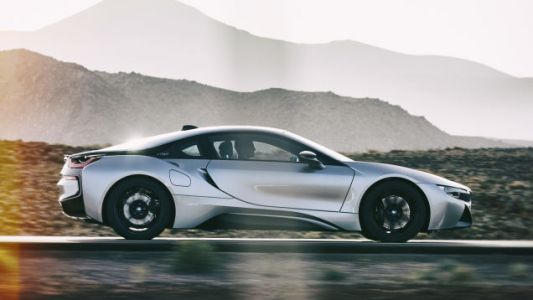 The Next-Gen BMW i8 Could Go All-Electric