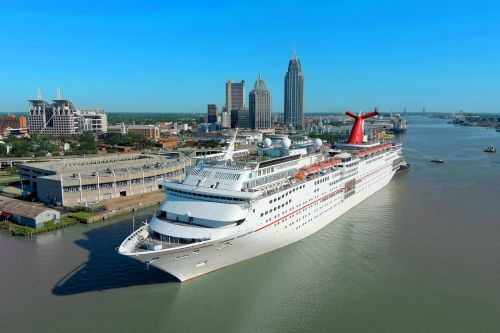 Carnival Sensation Arrives In Mobile for the First Time