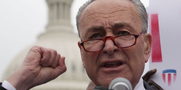 Chuck Schumer calls for a 'fair and honest' weekslong Senate impeachment trial featuring new testimony from four key witnesses