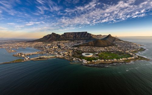 City guide: Cape Town