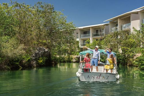 Things We Love: Kid-Friendly Vacations at Mexico's Mayakoba