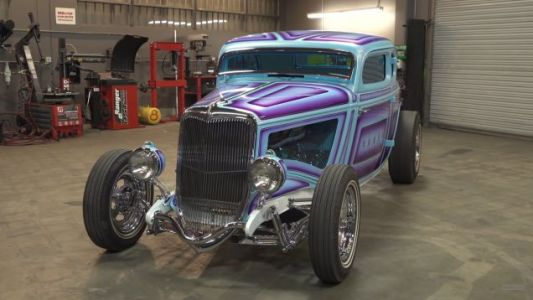 This Ford HiBoy Hot Rod is a Detail Oriented Dream