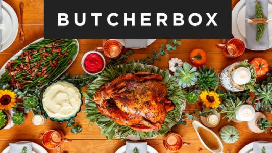 Sign Up For Butcher Box, Get Your Thanksgiving Turkey For Free