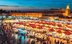 Morocco sees an 8% increase in overnight stays in Marrakech in the first half of this year