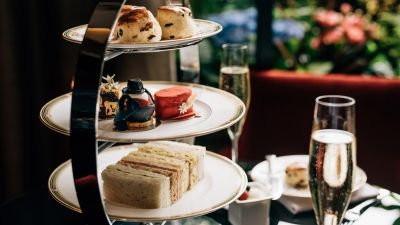 Four Seasons Hotel London at Park Lane and Burlington Arcade Launch the Burlington Afternoon Tea