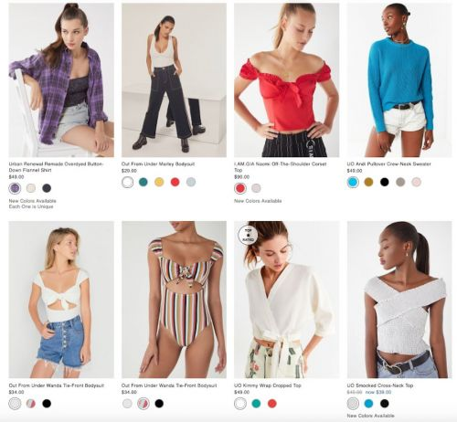 Fashion is undergoing a fundamental shift, and it's great news for Urban Outfitters