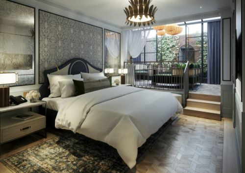 Andrew Stembridge on Reinventing London With The Mayfair Townhouse