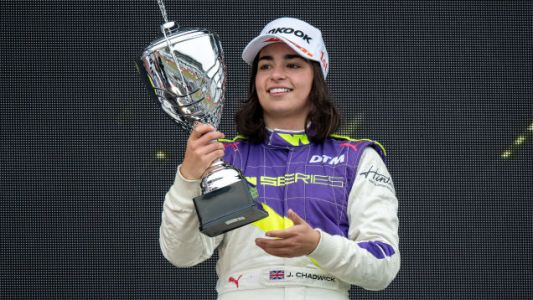 W Series Points Leader Jamie Chadwick Becomes Williams F1 Development Driver