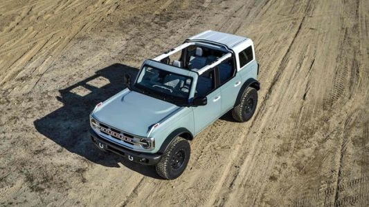 2021 Ford Bronco Neck And Neck With Jeep On Power And MPG: Reports