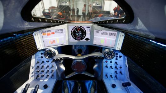 The Bloodhound SSC Gunning for 1,000 MPH Is in Deep Trouble