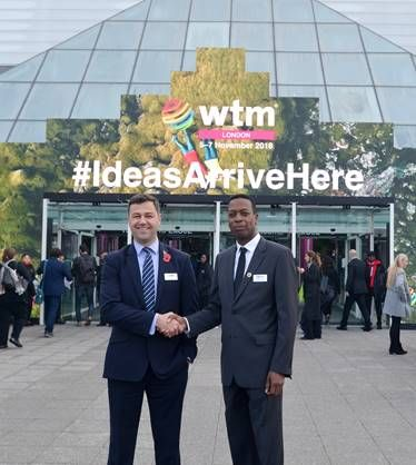 WTM London and Travel Forward 2018 Records Six Percent Increase in Visitors