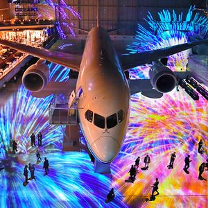 787-dominated theme park to be launched at Chubu Airport