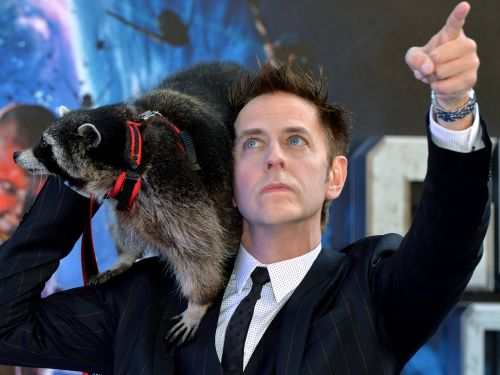 'Guardians Of The Galaxy' director James Gunn defended superheroes as 'today's gangsters' after Francis Ford Coppola called Marvel movies 'despicable'