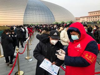 Mass COVID testing starts in two core Beijing districts after Daxing outbreak