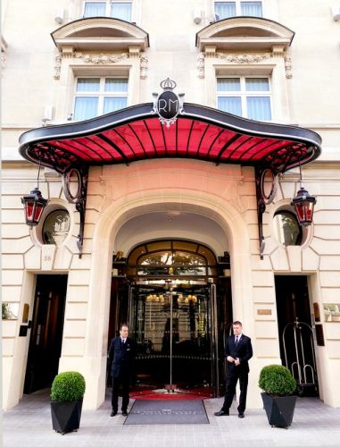 Five Things We Love: Le Royal Monceau - Raffles Paris