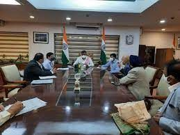 FHRAI delegates meet Union Tourism Minister and the Minister of MSME to discuss concerns of the hospitality and tourism industry
