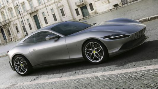 The New Ferrari Roma Is A Swoopy And Classy Road Trip Supercar