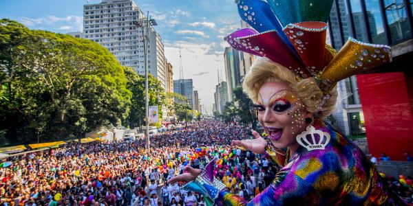 The Rainbow Over São Paulo: The LGBTQ Pride Parade and Other Gay-Friendly Activities