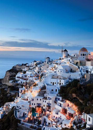 Travel Advisor Tips: Babymoon Bliss on Santorini
