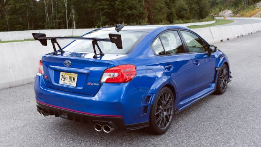 This Is The Most Expensive New Subaru Ever Made