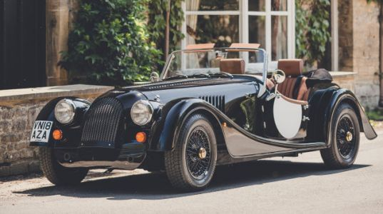 Morgan Will Finally Ditch The Steel Chassis It's Been Using Since 1936