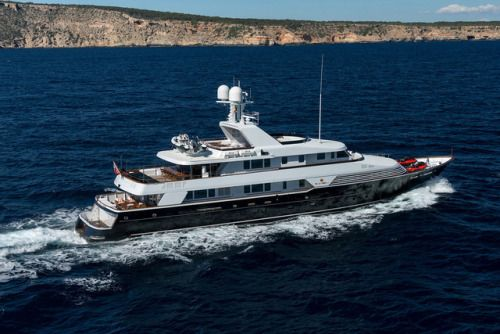 Tugatsu, A Luxury Feadship Motor Yacht with Japanese