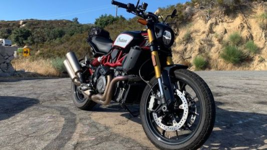 Indian Has Trademarked 'EFTR' For Potential Electric Motorcycle