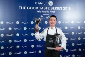 Hyatt Brings Six Chefs To Hong Kong To Compete In The Asia Pacific Final of The Good Taste Series
