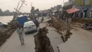 North Pakistan struck by 5.8-magnitude earthquake