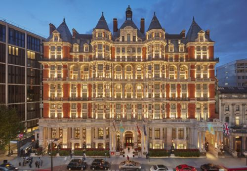 Mandarin Oriental London Emerges From Renovation