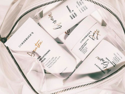 Dr Roebuck's is an Australian skincare company that only uses clean, pared-down ingredients - my ultra-sensitive skin loves it