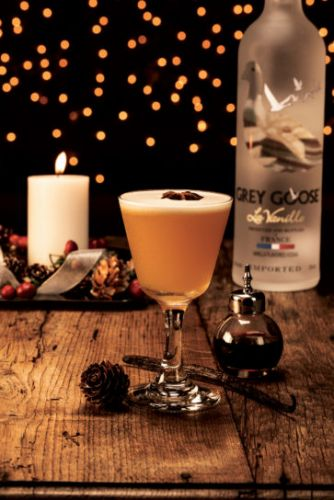 Cocktail of the Week: Grey Goose Long Flight Home