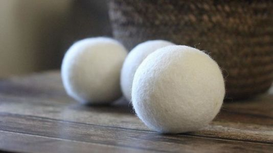 Do You Own Towels Or Workout Gear? You Need These Dryer Balls