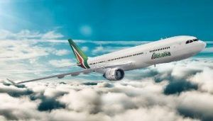 Alitalia most punctual airline in the world in the first 5 months of 2019
