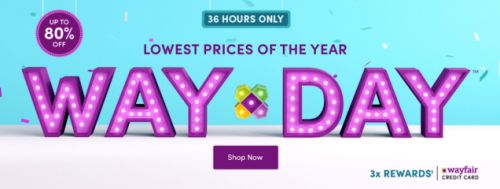 Wayfair's Version of Prime Day Features Thousands of Furniture Deals