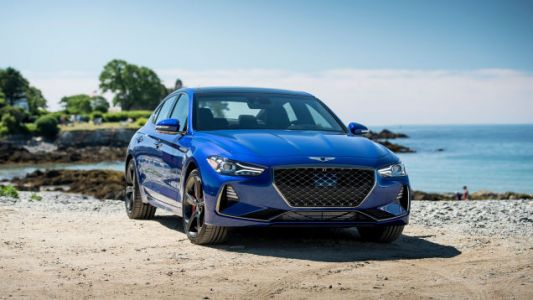 Genesis Gave the G70 a Manual Transmission Even Though It Knew Barely Anybody Would Buy One