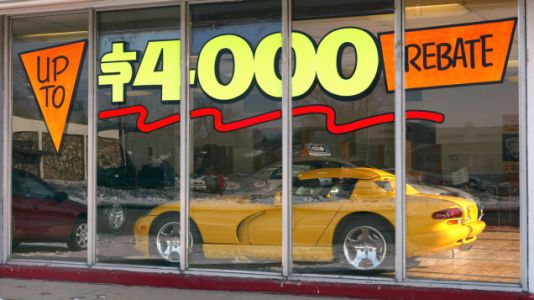 America's Car Loan Debt Is out of Control and Getting Worse